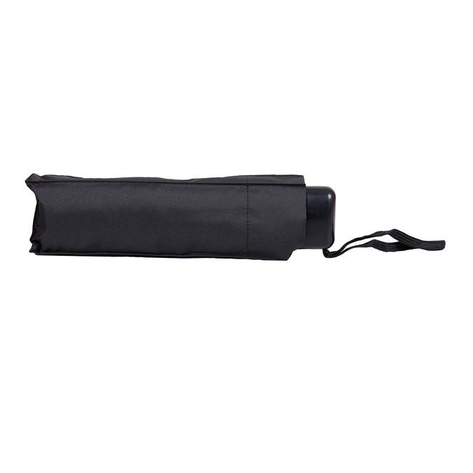 Čierny skladací dáždnik doppler, čierna, 909-6659 - 16