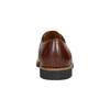 Kožené pánske Brogue poltopánky conhpol, hnedá, 826-3921 - 16