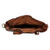 Kožená dámska kabelka bata, hnedá, 964-3245 - 15