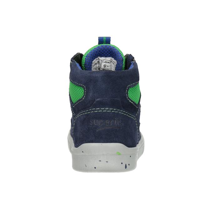 Členková detská obuv superfit, modrá, 113-9029 - 16