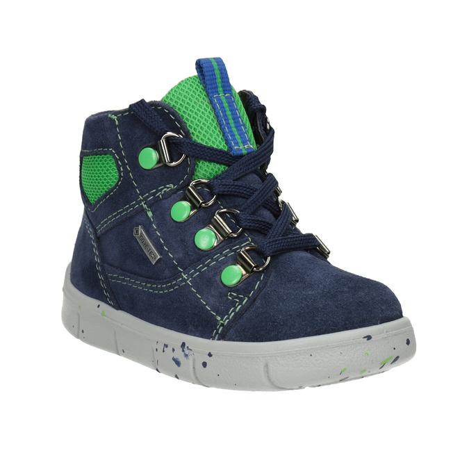 Členková detská obuv superfit, modrá, 113-9029 - 13