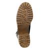 Členková obuv na masivnom podpätku bata, čierna, 699-6633 - 19