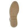 Pánska členková obuv bata, hnedá, 896-3669 - 17