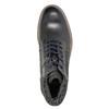 Pánska členková zimná obuv bata, šedá, 896-2657 - 26