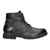 Kožená pánska zimná obuv bata, šedá, 896-2682 - 26