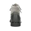Členková dámska kožená obuv weinbrenner, šedá, 596-2672 - 16