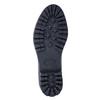 Modré dámske čižmy bata, modrá, 592-9402 - 17
