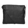 Kožená dámska Crossbody kabelka bata, čierna, 963-6192 - 16
