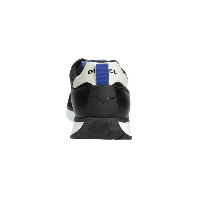 Pánske ležérne tenisky diesel, čierna, 809-6638 - 16
