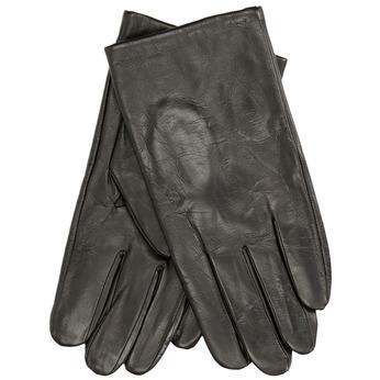 Hnedé kožené rukavice bata, hnedá, 904-4130 - 13