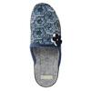 Dámska domáca obuv bata, modrá, 579-9623 - 26