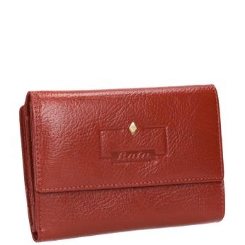 Kožená dámska peňaženka bata, červená, 944-5189 - 13