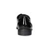 Dámske lakované poltopánky bata, čierna, 521-6608 - 15