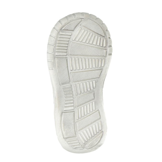 Detská členková obuv bubblegummers, šedá, 111-2626 - 17