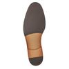 Oxford poltopánky z brúsenej kože bata, hnedá, 823-3618 - 17