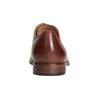 Hnedé kožené poltopánky pánske bata, hnedá, 826-3997 - 16