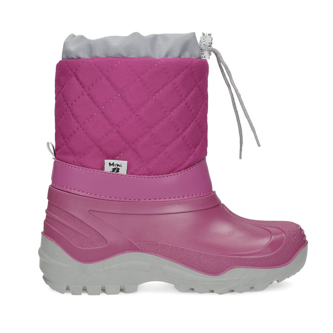 Dievčenské ružové snehule mini-b, 392-5201 - 19