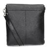 Kožená Crossbody taška royal-republiq, čierna, 964-6093 - 16