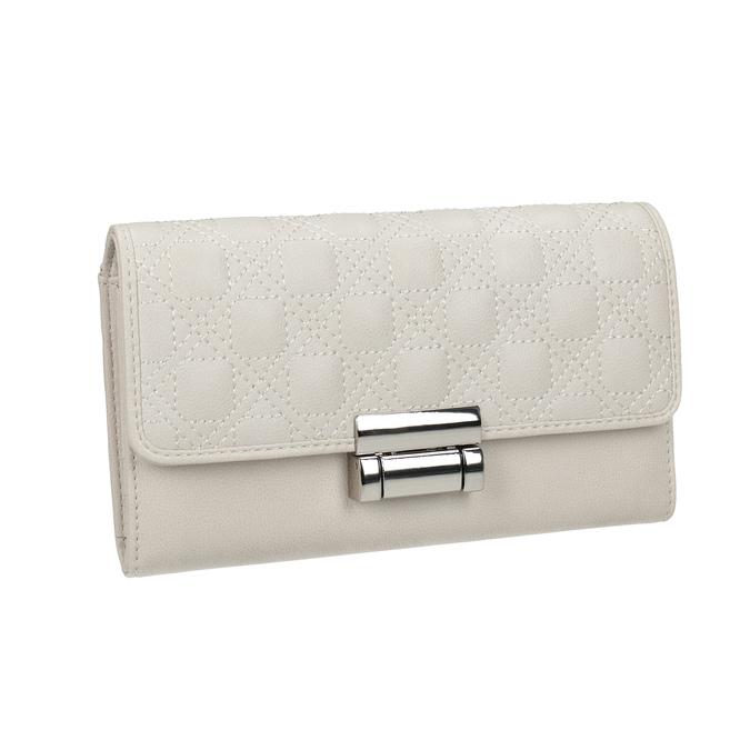 Dámska peňaženka s prešitím bata, 941-1169 - 13