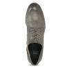 Dámske poltopánky s perforáciou bata, šedá, 521-2609 - 17