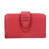 Červená dámska peňaženka bata, červená, 941-5160 - 26
