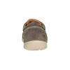 Kožené poltopánky z brúsenej kože weinbrenner, hnedá, 846-4659 - 16