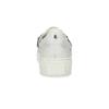 Kožené dámske Slip-on s retiazkou bata, biela, 514-1601 - 15