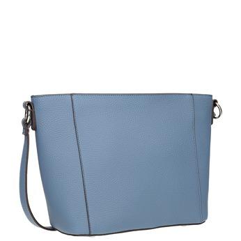 Modrá dámska Crossbody kabelka bata, modrá, 961-9842 - 13