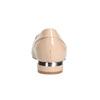 Béžové Loafers na nízkom podpätku bata, béžová, 511-8608 - 16