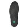 Pánske kožené sandále v elegantnom dizajne pinosos, čierna, 864-6625 - 18