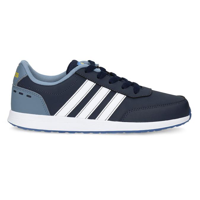 Modré detské tenisky adidas, modrá, 401-9181 - 19