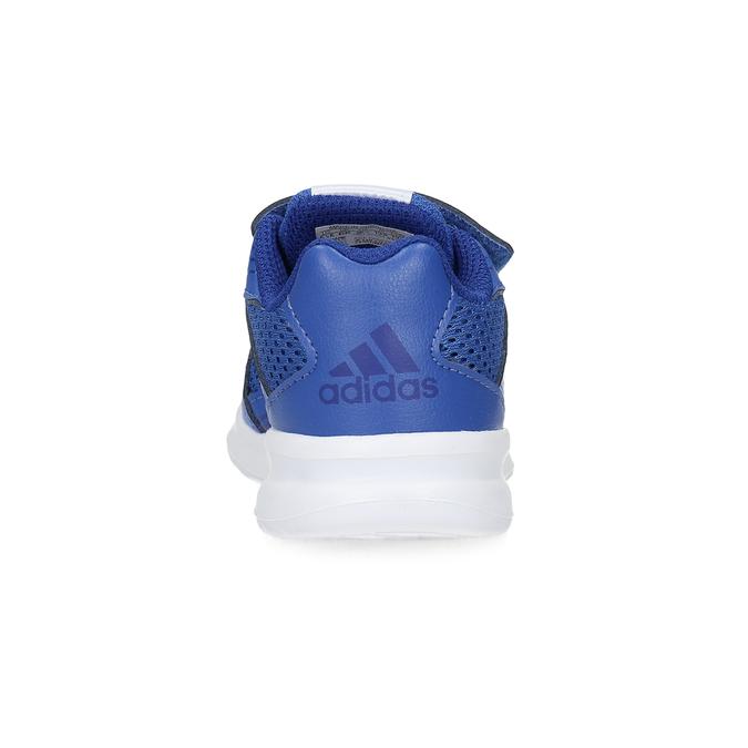Modré detské tenisky adidas, modrá, 109-9147 - 15