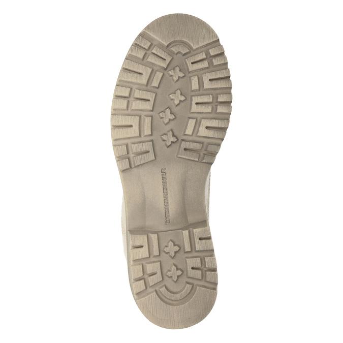 Kožená dámska členková obuv weinbrenner, 596-4693 - 19