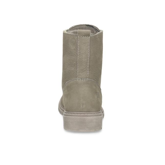 Dámska členková obuv weinbrenner, béžová, 596-8693 - 15