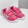 Ružové detské tenisky adidas, ružová, 109-5147 - 26