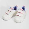 Detské biele tenisky so srdiečkami adidas, biela, 101-1129 - 16