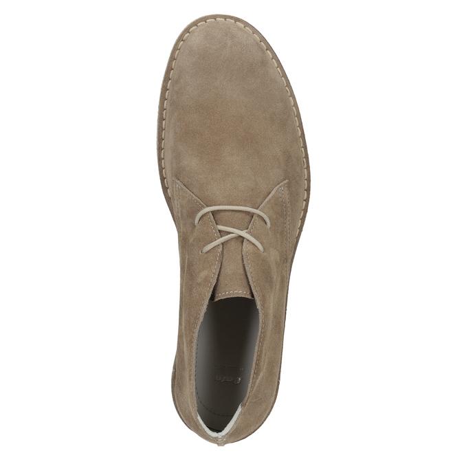 Kožené pánske Desert Boots bata, 823-8622 - 17