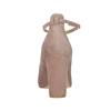 Kožené lodičky s perforáciou insolia, 723-5604 - 15