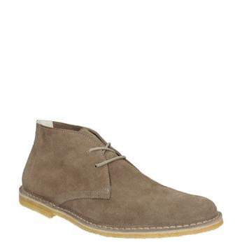 Kožené pánske Desert Boots bata, 823-8622 - 13