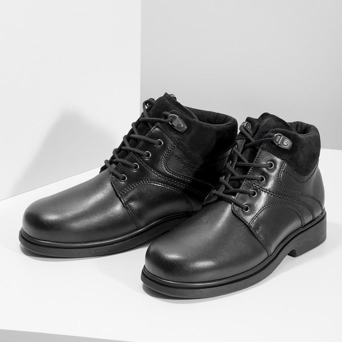 Pánska DIA obuv SAM (147.7) medi, čierna, 894-6230 - 16