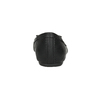 Čierne dámske baleríny s mašličkou bata, čierna, 521-6611 - 15