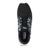 Tenisky s farebným kvetinovým vzorom adidas, čierna, 509-6212 - 17
