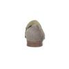 Kožené dámske mokasíny s prackou bata, 516-3616 - 15