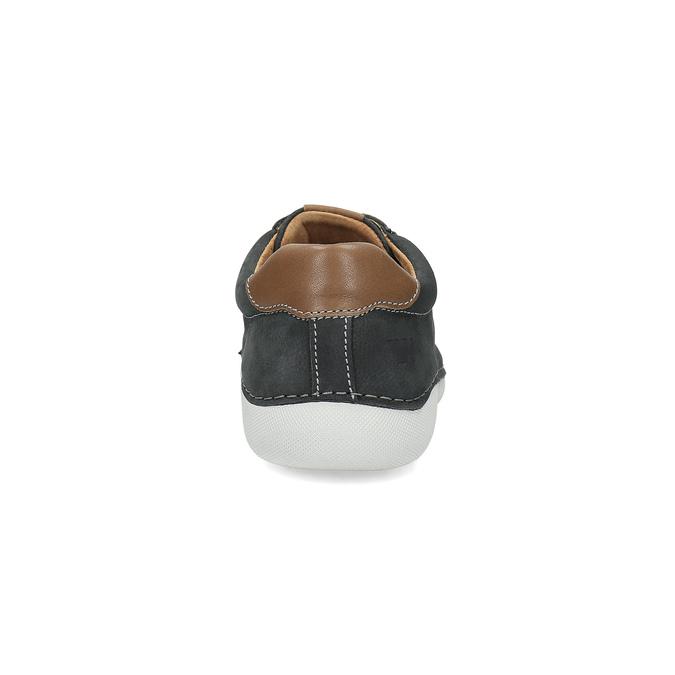 Ležérne kožené tenisky weinbrenner, 846-6805 - 15