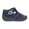 Chlapčenská domáca modrá obuv mini-b, modrá, 179-9601 - 19