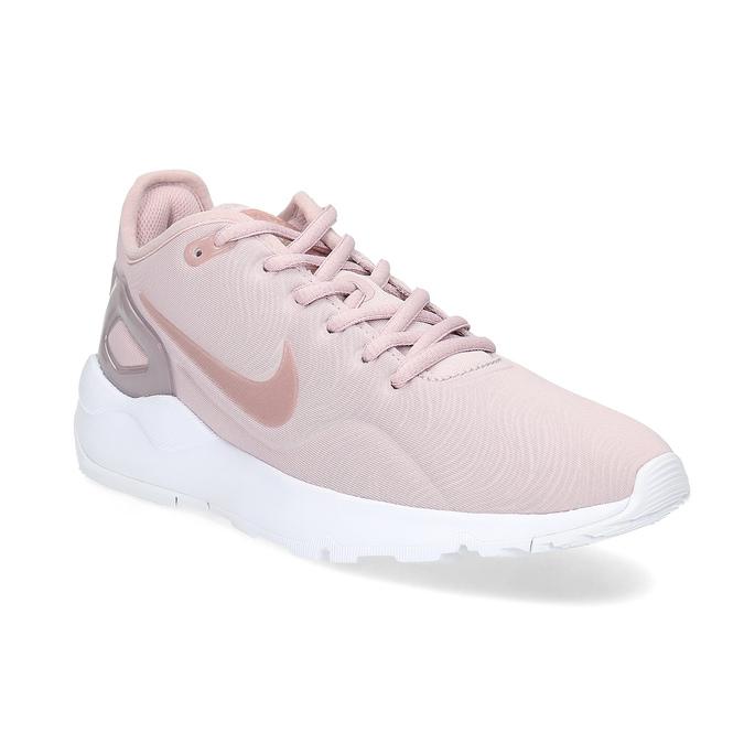 Ružové dámske tenisky športového strihu nike, ružová, 509-5841 - 13