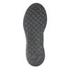 Pánske šedé tenisky v športovom štýle power, šedá, 809-2854 - 17