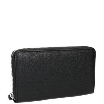 Kožená čierna dámska peňaženka bata, čierna, 944-6190 - 13