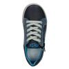 Chlapčenské kožené tenisky modré mini-b, modrá, 416-9603 - 15