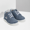 Detské členkové tenisky bata, modrá, 113-9609 - 26